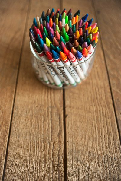Free Stock Photos for Blogs - Crayons 3