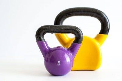 Free Stock Photos for Blogs - Exercise Kettlebells 1