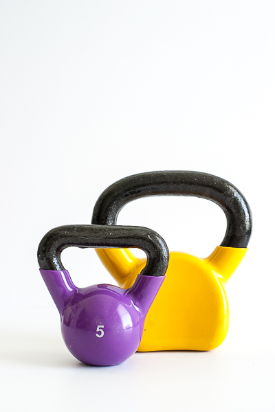 Free Stock Photos for Blogs - Exercise Kettlebells 2