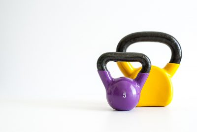 Free Stock Photos for Blogs - Exercise Kettlebells 3