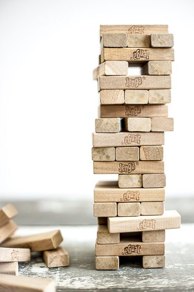 Free Stock Photos for Blogs - Jenga Game 2