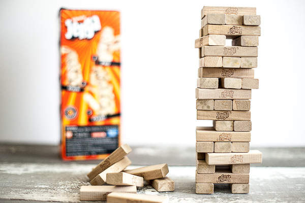 Free Stock Photos for Blogs - Jenga Game 3