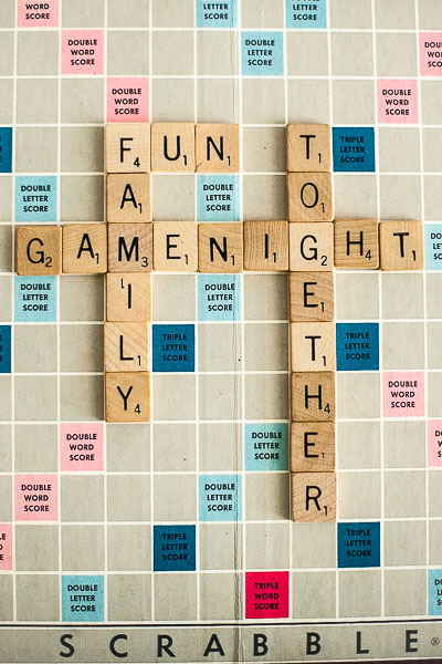 Free Stock Photos for Blogs - Family Game Night 2