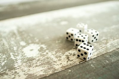 Free Stock Photos for Blogs - Dice 1