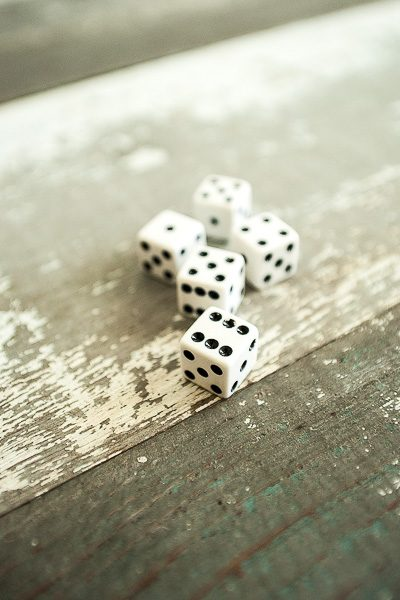 Free Stock Photos for Blogs - Dice 3