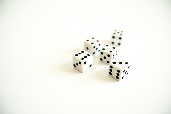 Free Stock Photos for Blogs - Dice 7