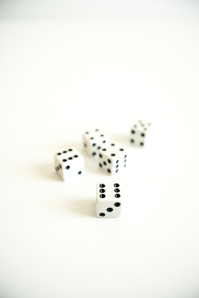 Free Stock Photos for Blogs - Dice 9