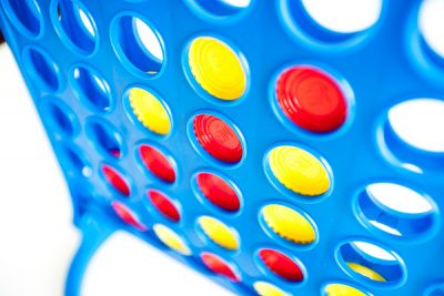 Free Stock Photos for Blogs - Connect Four Game 1