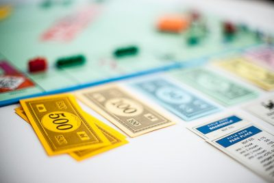 Free Stock Photos for Blogs - Monopoly Game 5