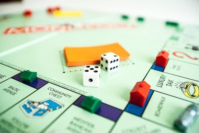 Free Stock Photos for Blogs - Monopoly Game 6