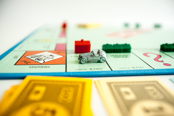 Free Stock Photos for Blogs - Monopoly Game 8