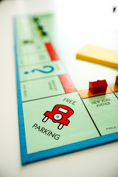 Free Stock Photos for Blogs - Monopoly Game 9