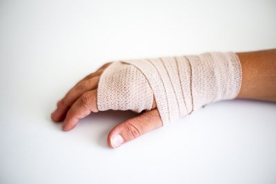 Free Stock Photos for Blogs - Wrist Injury 1
