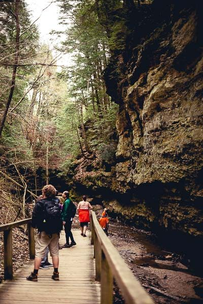 Free Stock Photos for Blogs - Hikers on a Trail 1