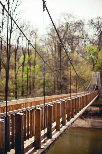 Free Stock Photos for Blogs - Swinging Bridge 5