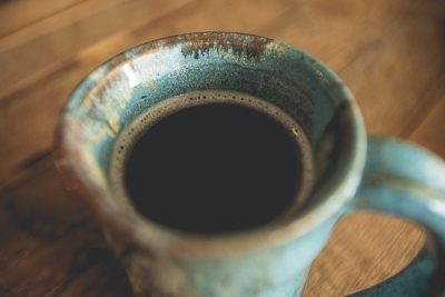 Free Stock Photos for Blogs - Cup of Coffee 1