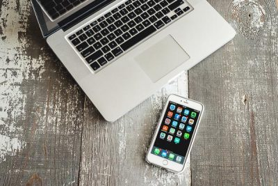 Free Stock Photos for Blogs - Laptop Computer and Iphone 21