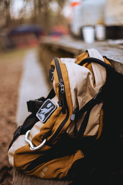 Free Stock Photos for Blogs - Camping Trip Backpack 1