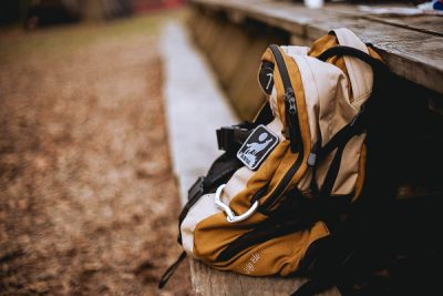 Free Stock Photos for Blogs - Camping Trip Backpack 2