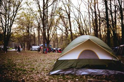 Free Stock Photos for Blogs - Camping Tent 2