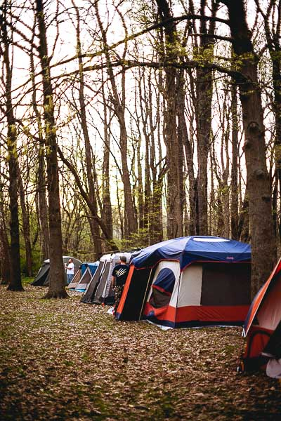 Free Stock Photos for Blogs - Camping Tents 1