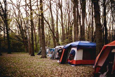 Free Stock Photos for Blogs - Camping Tents 2