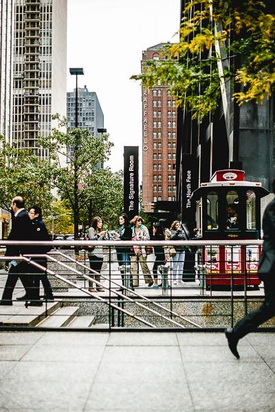 Free Stock Photos for Blogs - People in the City 1