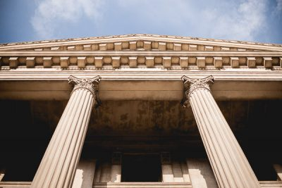 Free Stock Photos for Blogs - Neoclassical Architecture 1