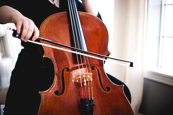Free Stock Photos for Blogs - Playing the Cello 1