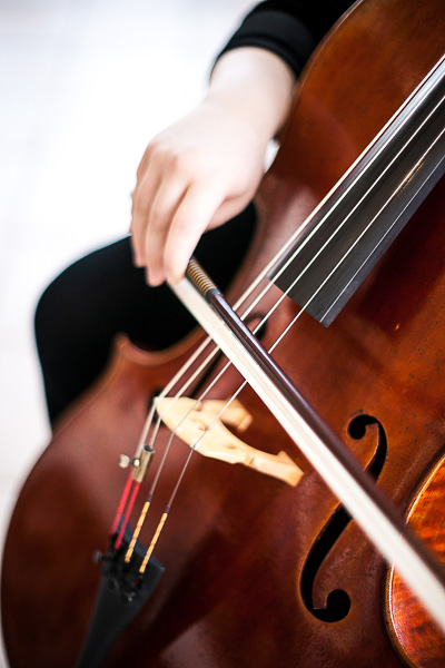 Free Stock Photos for Blogs - Playing the Cello 2
