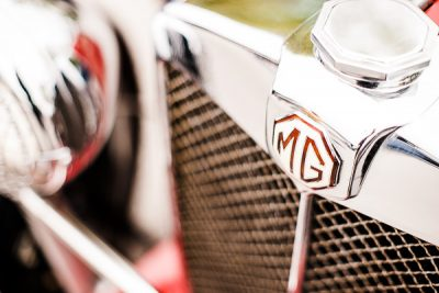 Free Stock Photos for Blogs - Classic Car Grill 2