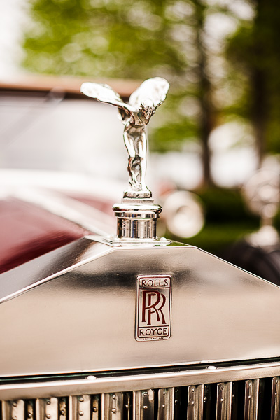 Free Stock Photos for Blogs - Classic Car Hood Ornament 3
