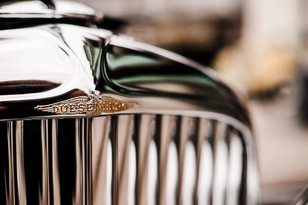 Free Stock Photos for Blogs - Classic Car Grill 3