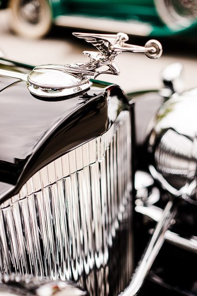 Free Stock Photos for Blogs - Classic Car Hood Ornament 4