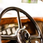 Free Stock Photos for Blogs - Classic Car Steering Wheel 9