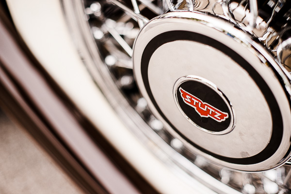 Free Stock Photos for Blogs - Classic Car Hub Cap 2