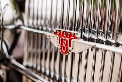 Free Stock Photos for Blogs - Classic Car Grill 4