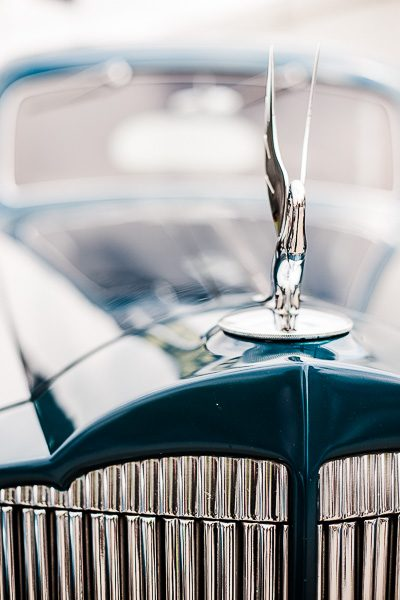 Free Stock Photos for Blogs - Classic Car Hood Ornament 7