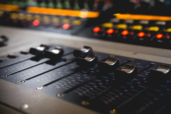 Free Stock Photos for Blogs - Sound Board 4