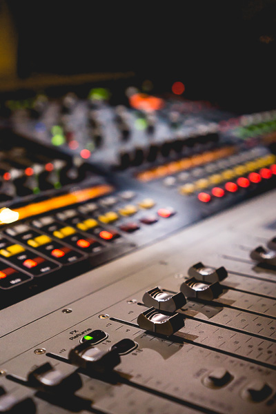 Free Stock Photos for Blogs - Sound Board 6