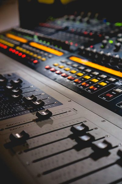 Free Stock Photos for Blogs - Sound Board 7