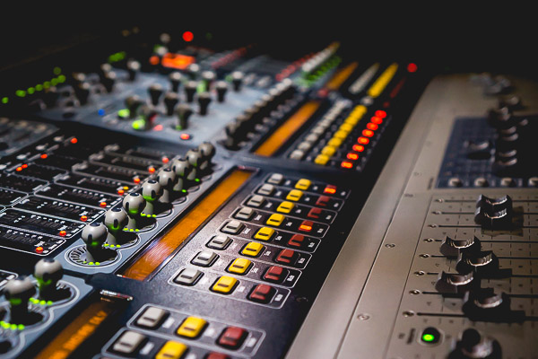 Free Stock Photos for Blogs - Sound Board 9