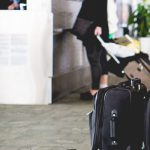 Free Stock Photos for Blogs - Airport Luggage and Gate 1
