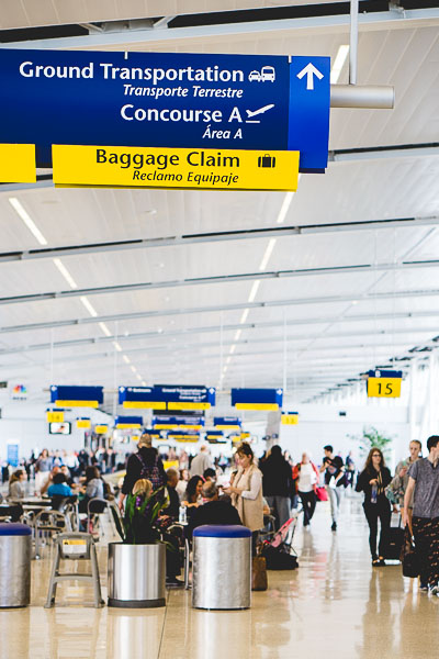 Free Stock Photos for Blogs - Airport Concourse 1