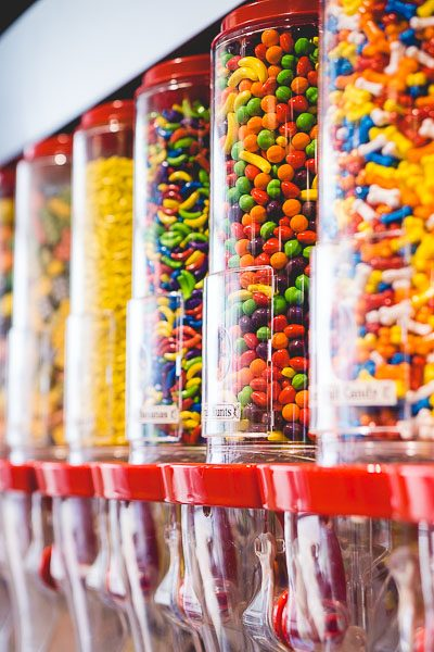 Free Stock Photos for Blogs - Candy Dispensers 1