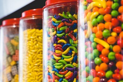 Free Stock Photos for Blogs - Candy Dispensers 2
