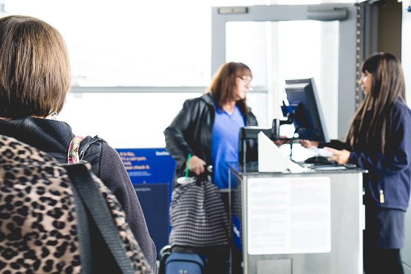 Free Stock Photos for Blogs - People Boarding an Airplane 3