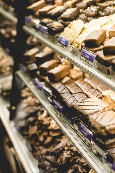 Free Stock Photos for Blogs - Chocolate Candy Shop 1