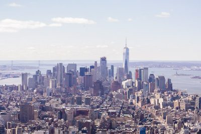 Free Stock Photos for Blogs - New York City Skyline 1