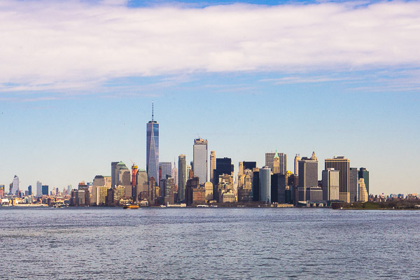 Free Stock Photos for Blogs - New York City Skyline 2